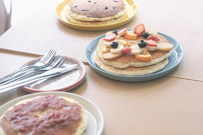 バターミルクパンケーキ(大)2個セット